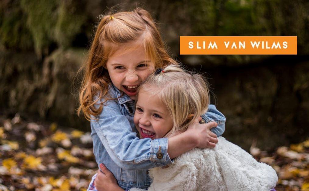 Slim van Wilms kinderen